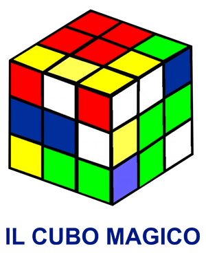 Il Cubo Magico – Cartoleria Vado Monzuno Logo